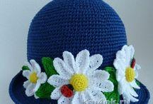 шляпки,шапочки