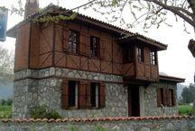Tarihi Türk evleri