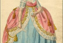 Regency Court Gowns