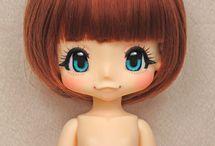 Bambole Giappone bellissimi