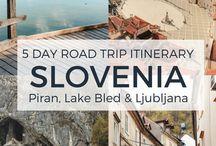 Slovenia summer 2018