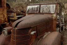 Scrapyard / Junk? You call it junk but I call it a relic from another time.