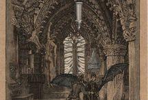 Bats, vampires and nightstalkers