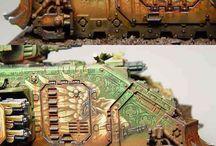 Warhammer 40K Minis