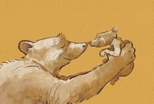 Медведи иллюстрация