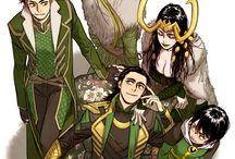 Ask Loki comics