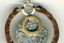 hammered jewelry