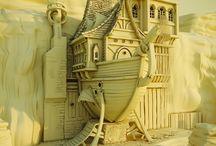 Fantasy & Inspiration scenes