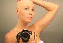 Bald Cuties / #headshave #baldgirl #baldgirls #baldisbeautiful
