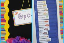 Restaurant - Magic Worlds / Pretend Play for Language Immersion Programs www.analomba.com