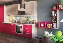 Espace Deco - Cuisine - Ixina / C'est en plein quarter Gauthier qu'a élu domicile la nouvelle franchise IXINA, un réseau belge de distribution de cuisines équipées sur mesure. Vous y verrez toutes sortes de cuisines pour tous les goûts et aux revêtements les plus divers. Elles ont un point en commun : elles sont toutes belles. Plus d'information sur http://www.espacedeco.ma/user/ixina/