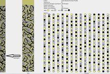 31 a víc korálkové vzory