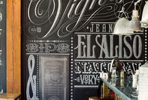 ❥ Blackboards / by Thaby Kuri