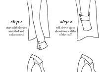 Τρικ για ρούχα