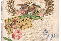 Glorious Vintage Printables