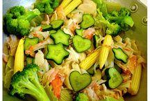 groente met n hartjie