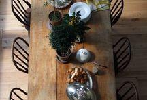 Family Dining Tables / by whistlerkristen