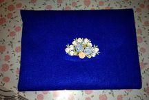 Crafty hands / Handmade ipad mini case