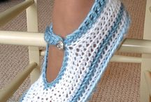 Crochet Slipper Pattern