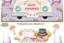 Knipvel Huwelijk