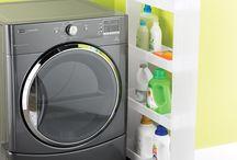 Organise: Laundry
