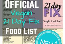 Vegan food list