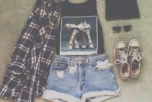 Pop punk clothes