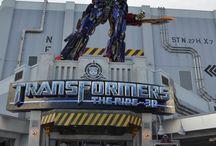 #Transformers  / Transformers at Universal Orlando