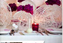 Festa madrinha / Festa mesa decorada