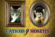 Gaticos y Monetes