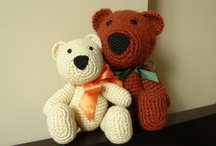 my crochet / my lovely little teddybears... and more :)
