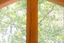 Woodwork building construction