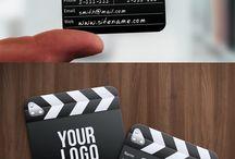 Vanessa business card