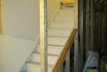 Stairs diy