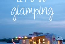 • Let's go Glamping! •