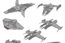 uçaklar ve uzay gemileriq