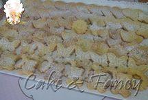 Biscotti cake & Fancy