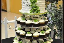 Wedding Theme: Green