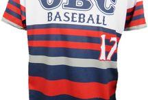 Fall Baseball Uniforms