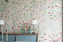 Wallpaper/paint colour