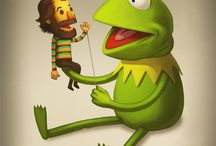Pop Culture /// Muppets / by Torrey Anderson