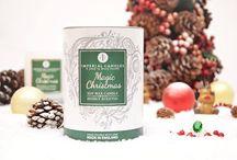 Christmas Gift / https://www.imperialcandles.co.uk