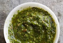 Seasonings, Sauces, Pesto, & Condiments / by Leigh Reynolds