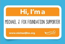 Parkinson's Awareness Month / Show your support for The Michael J. Fox Foundation and Parkinson's research. / by The Michael J. Fox Foundation for Parkinson's Research