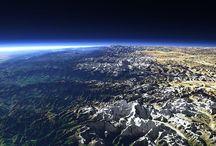Himalája és más hegységek