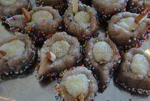 Edible Diya / Diwali sweet
