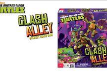 Teenage Mutant Ninja Turtles / Teenage Mutant Ninja Turtles Games!