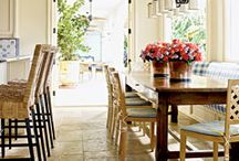 dining room inspiration / by Heather Cloudt