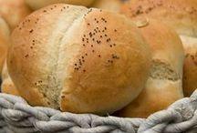 bułki chleby