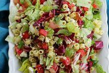 Krájené saláty